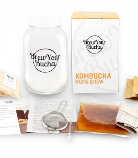 DIY Kit – Brew Your Own Kombucha!