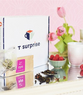 T Surprise – Monthly Tea Box