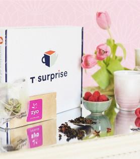 T Surprise – Monthly Tea Box