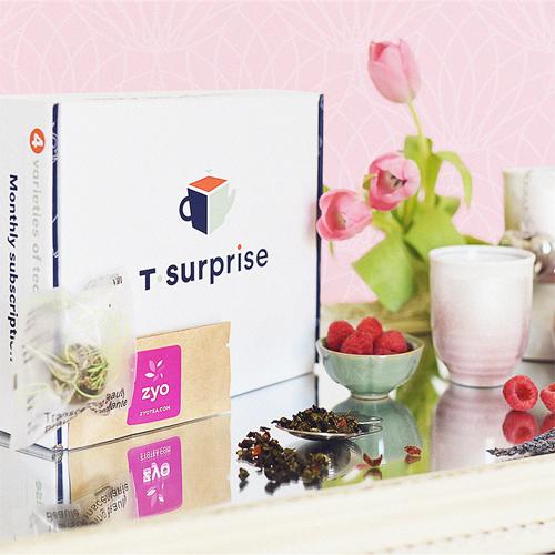 Cliquez ici pour acheter T Surprise – Monthly Tea Box