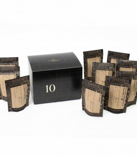 10 High-Quality Teas Discovery Gift Set