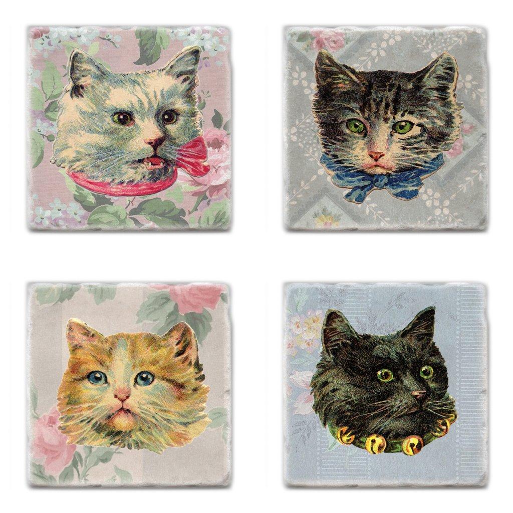 Cliquez ici pour acheter Fancy ass cats – Coaster set