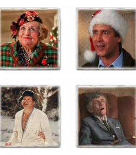 Lampoon's Xmas – Coaster set