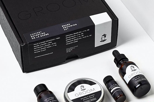 GROOM industries Fine grooming products for dad!