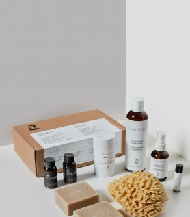 Deluxe set – Body Care