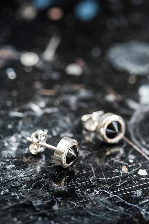Cliquez ici pour acheter Small disco earrings