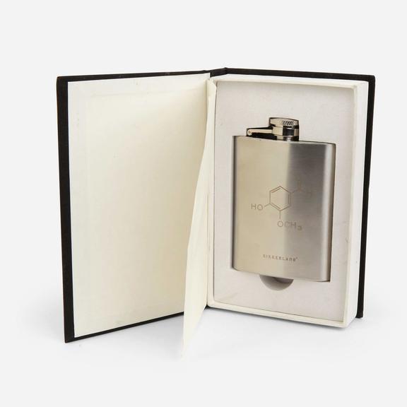 Cliquez ici pour acheter Chemistry 101 flask book