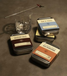 4 piece cocktail kit set