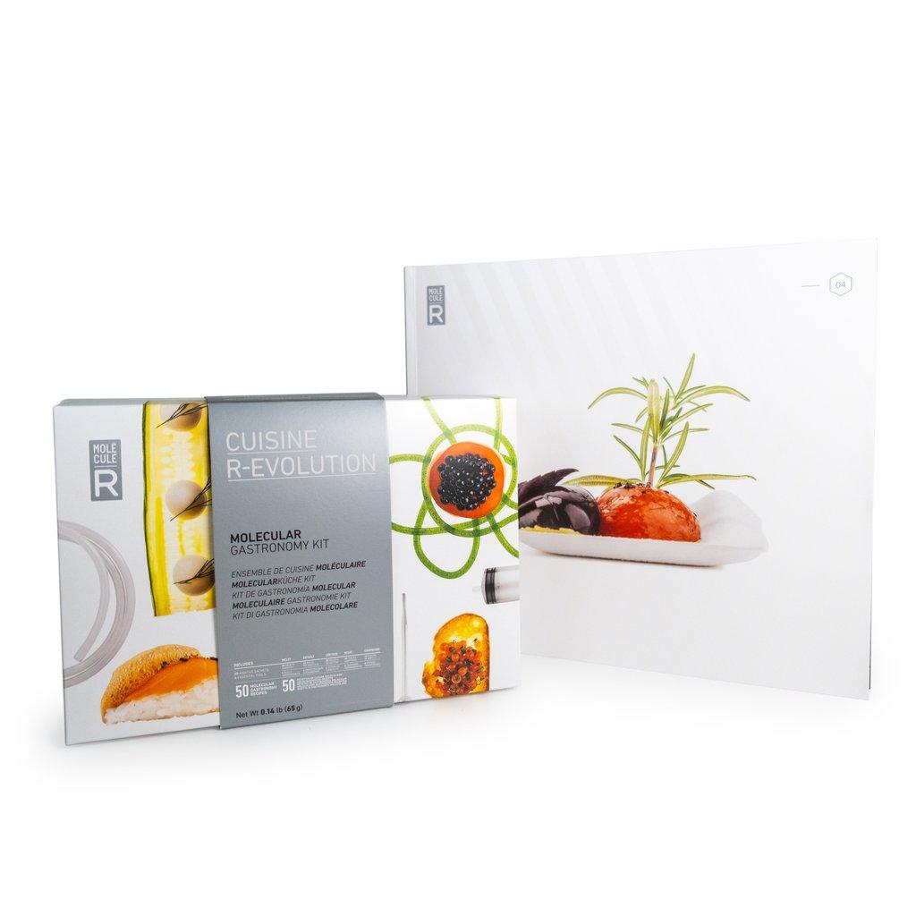 Cliquez ici pour acheter Molecular gastronomy kit