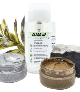 Facial gift set – deep clean