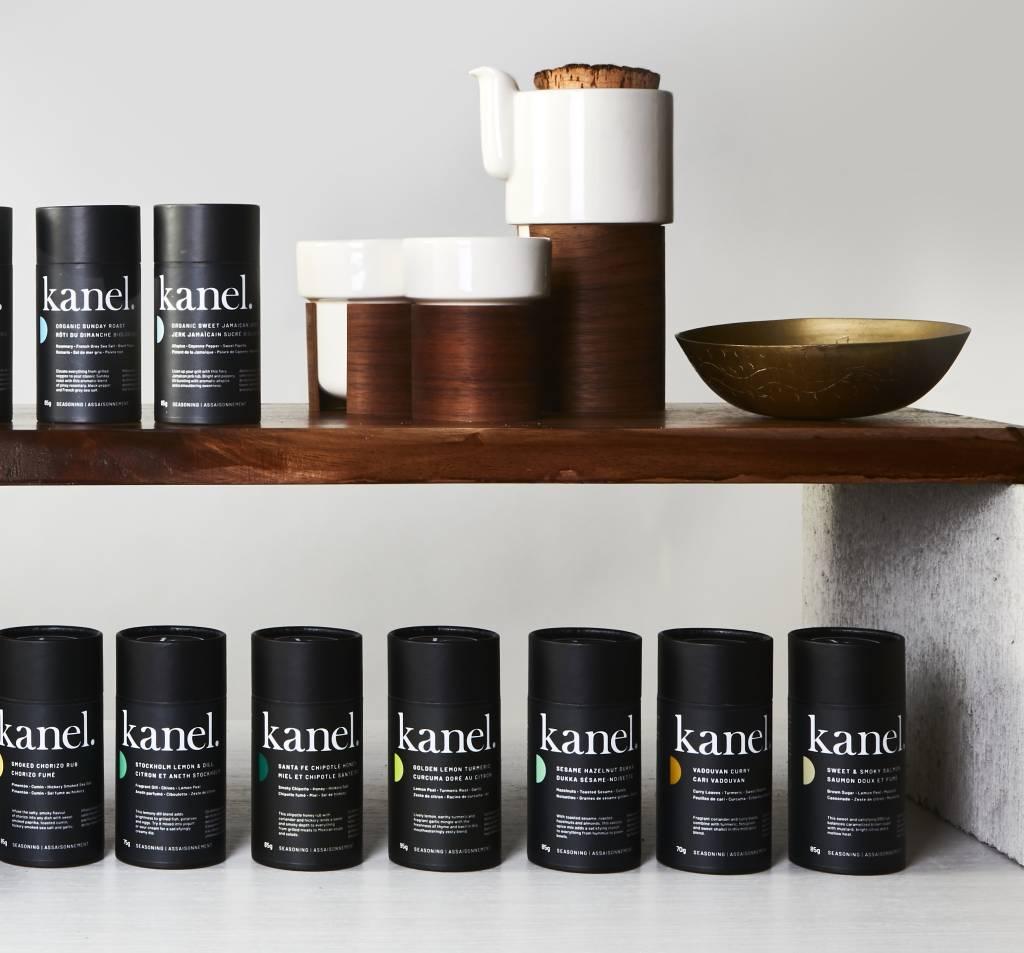 Cliquez ici pour acheter Kanel's full spice collection
