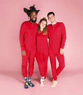 Red Onesie for adults