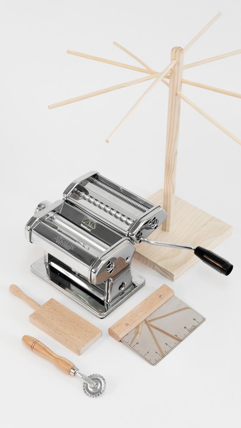 Cliquez ici pour acheter Pasta making kit