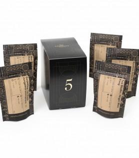 """Pick 5 teas """"À la carte"""" – Gift Box"""