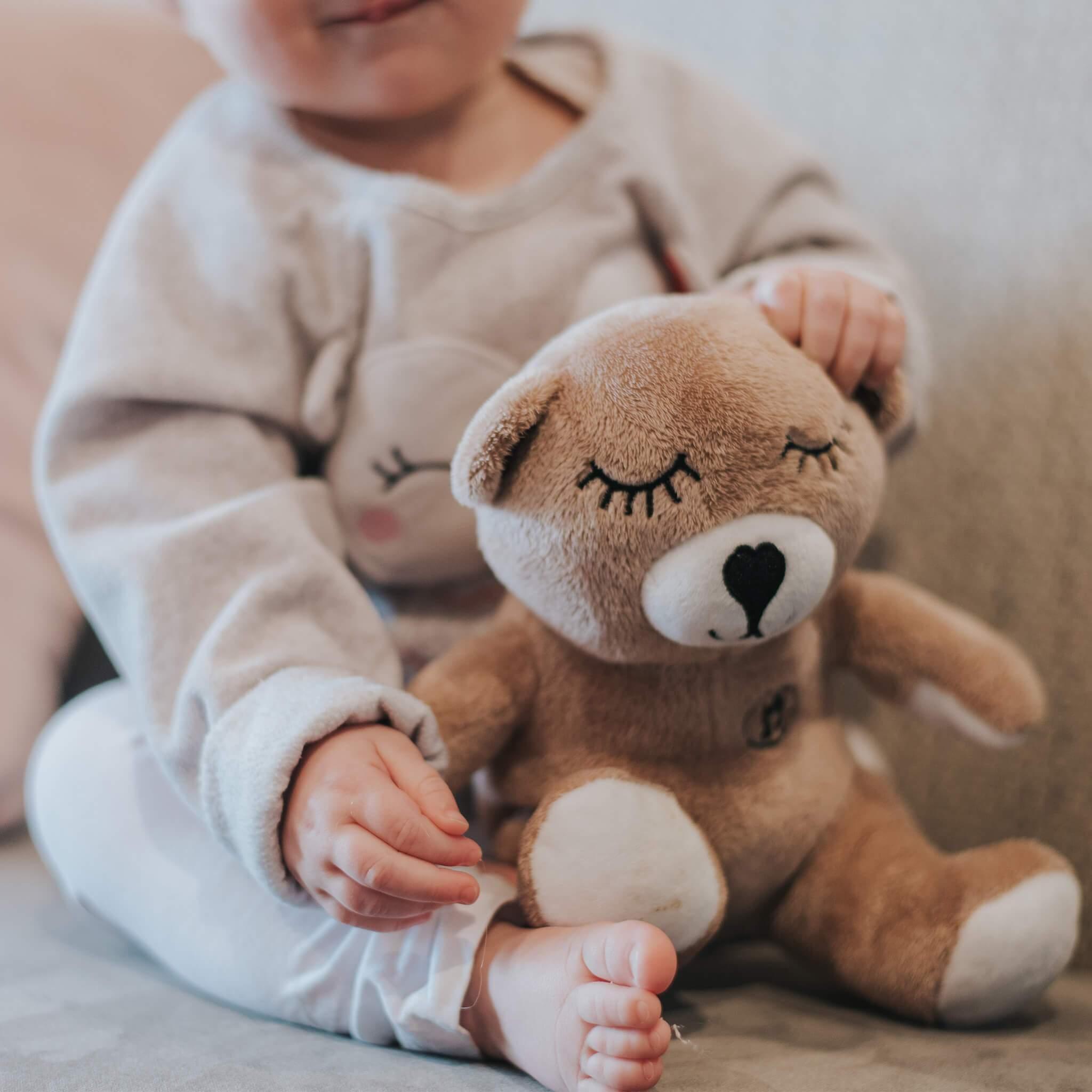 Cliquez ici pour acheter Moka musical teddy bear