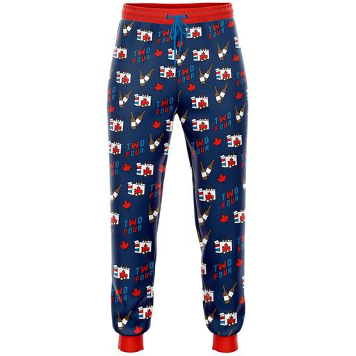 Cliquez ici pour acheter Canadian two four beer Pajama's pants