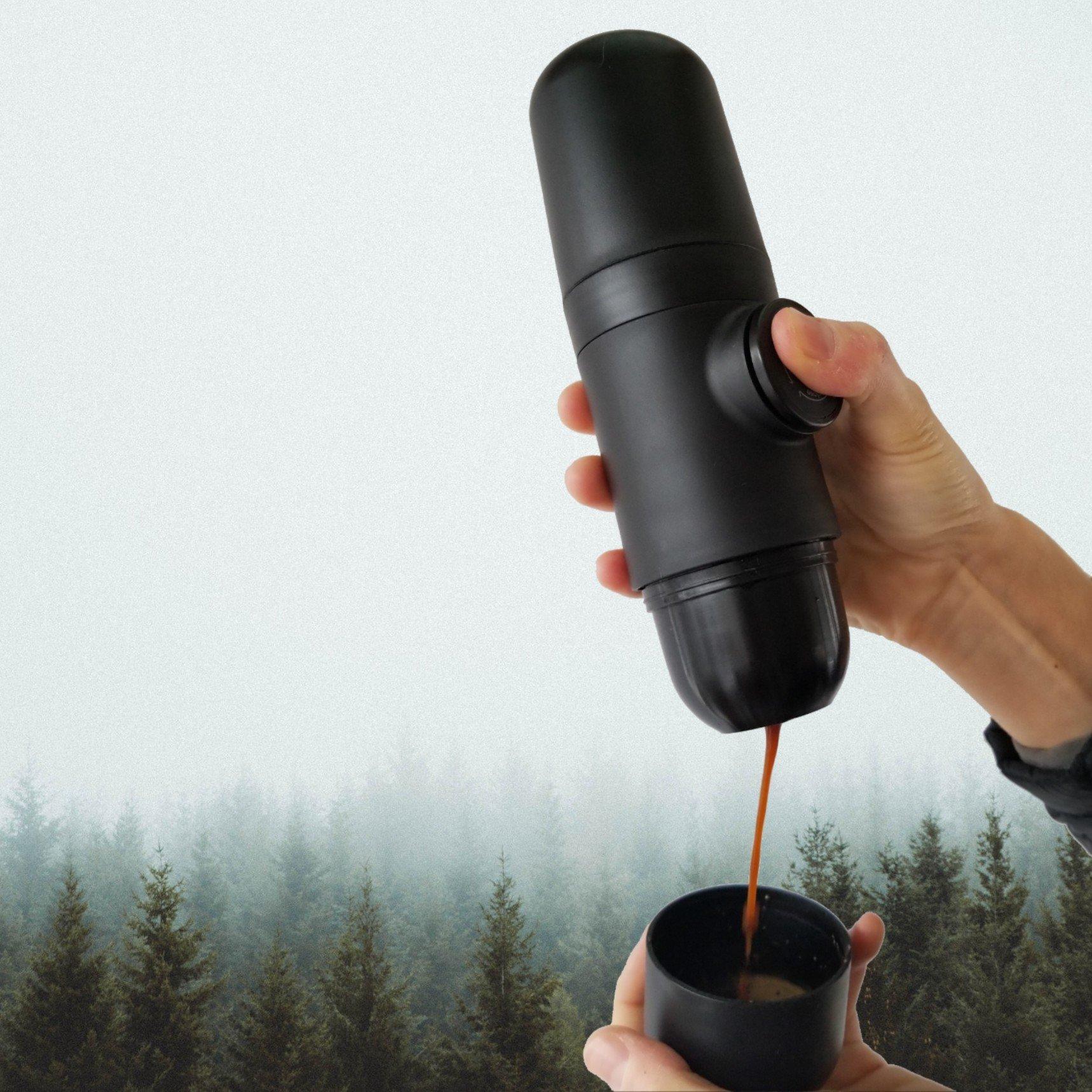 Cliquez ici pour acheter Espresso on the go coffee maker