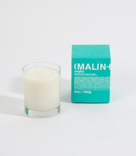 Slow burn Mojito candle