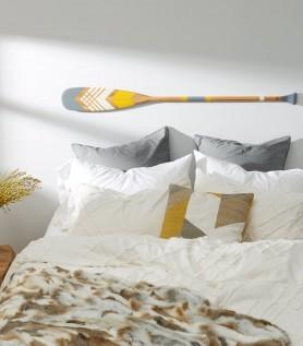 Decorative paddle – Lemongrass