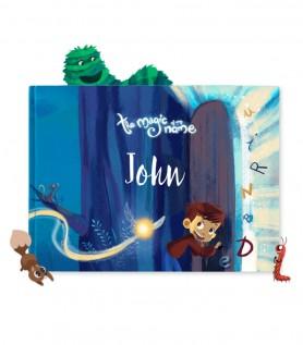 Custom kid book – The Magic Of My Name