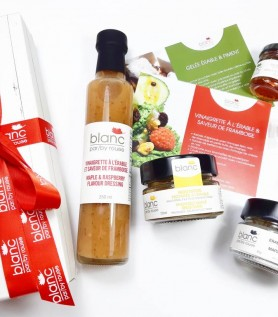 Maple gift set – Canadian foodies!