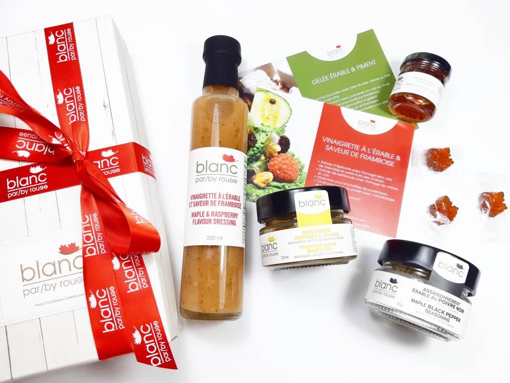 Cliquez ici pour acheter Maple gift set – Canadian foodies!