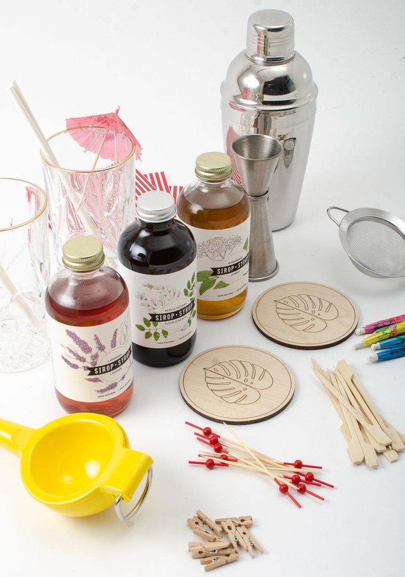 Cliquez ici pour acheter Cocktail kit (Collab w/ Les Charlatans)
