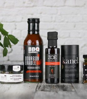 Barbecue passion gift set
