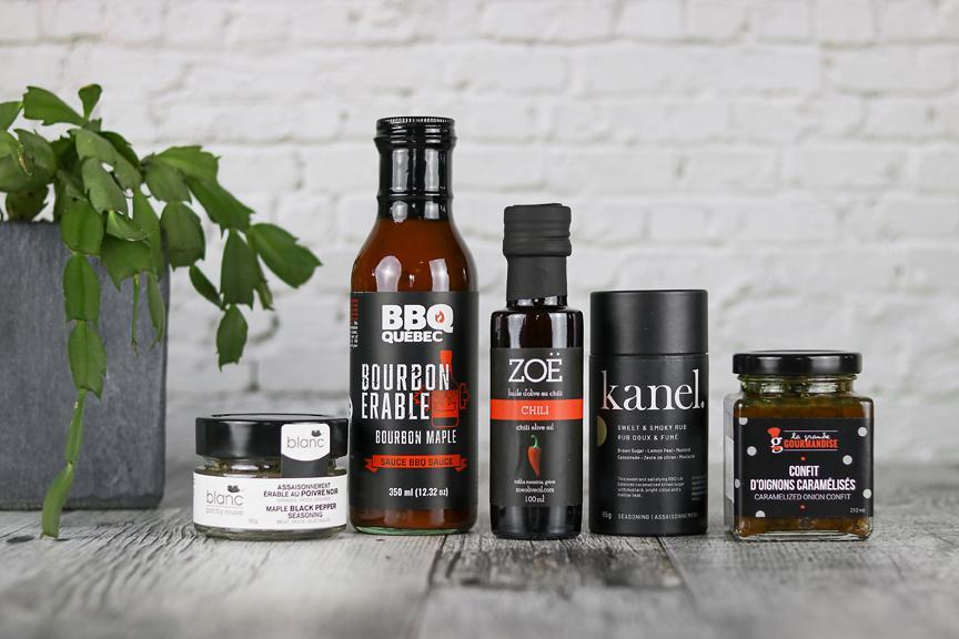 Cliquez ici pour acheter Barbecue passion gift set