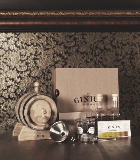 Special Edition – Gin kit & ageing barrel