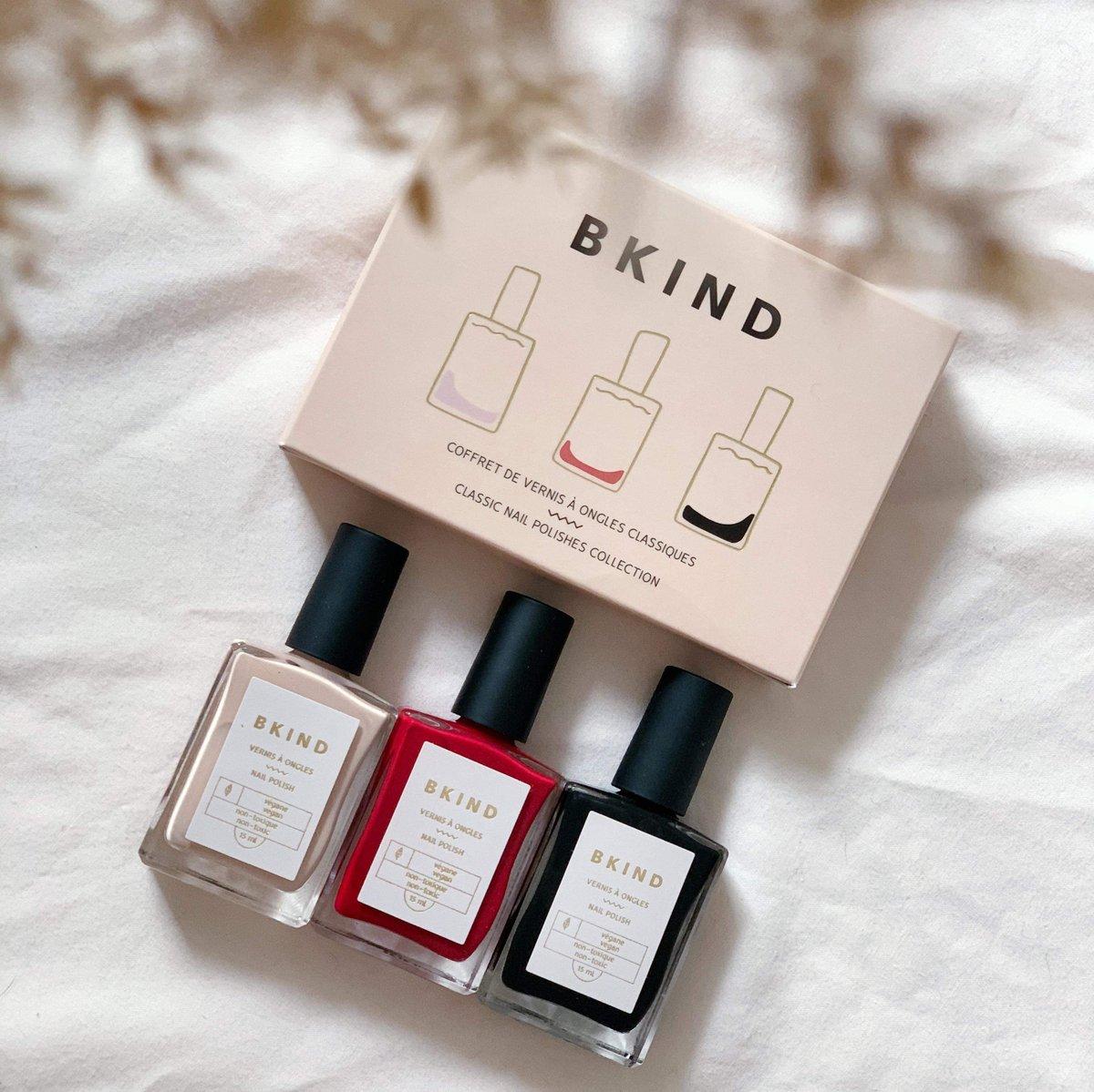 Cliquez ici pour acheter Classic nail polish gift set