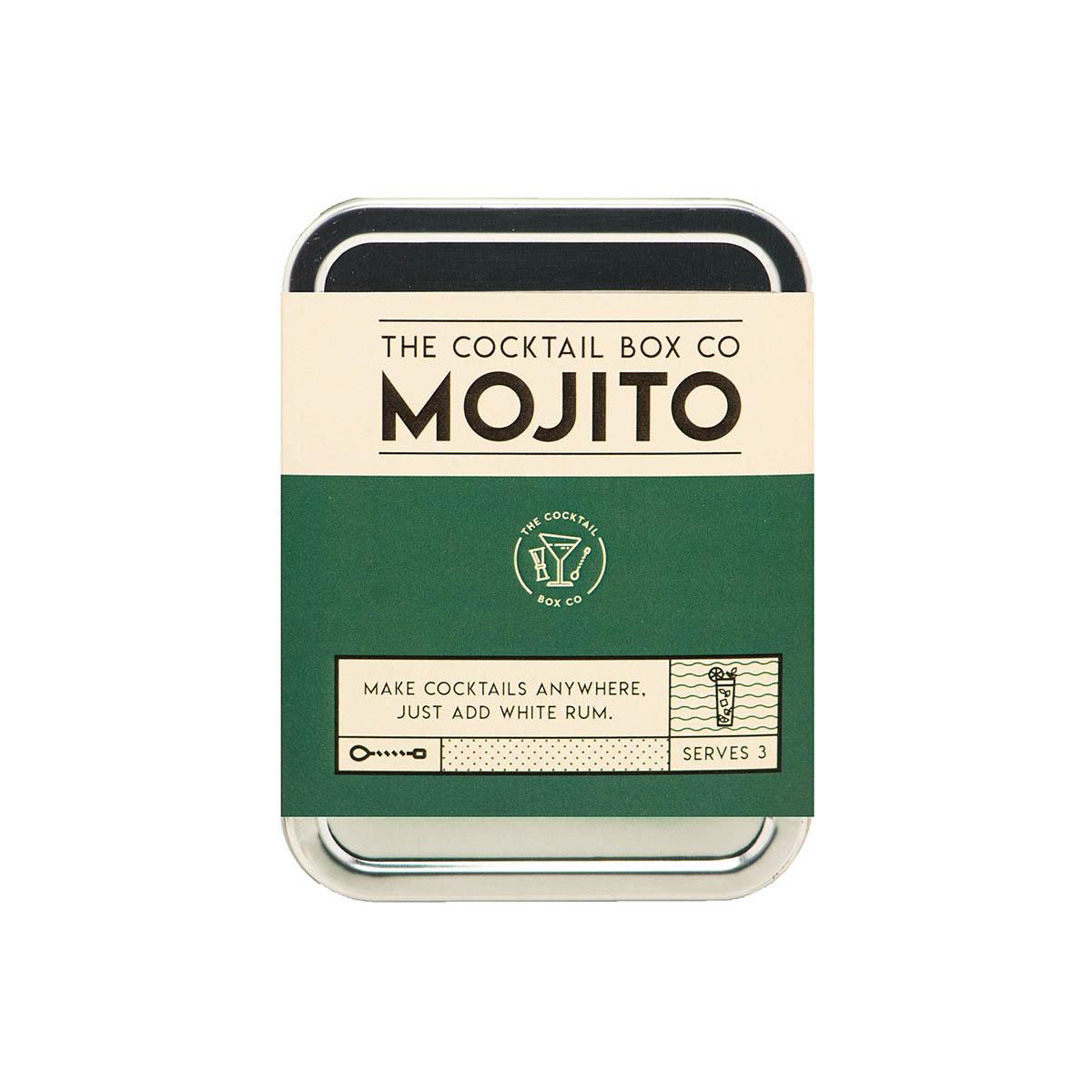 Cliquez ici pour acheter Mojito cocktail kit