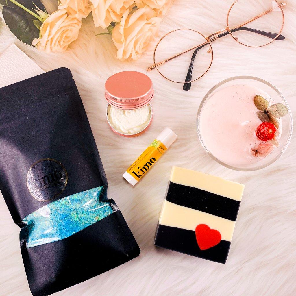 Cliquez ici pour acheter Kimo Cocooning box