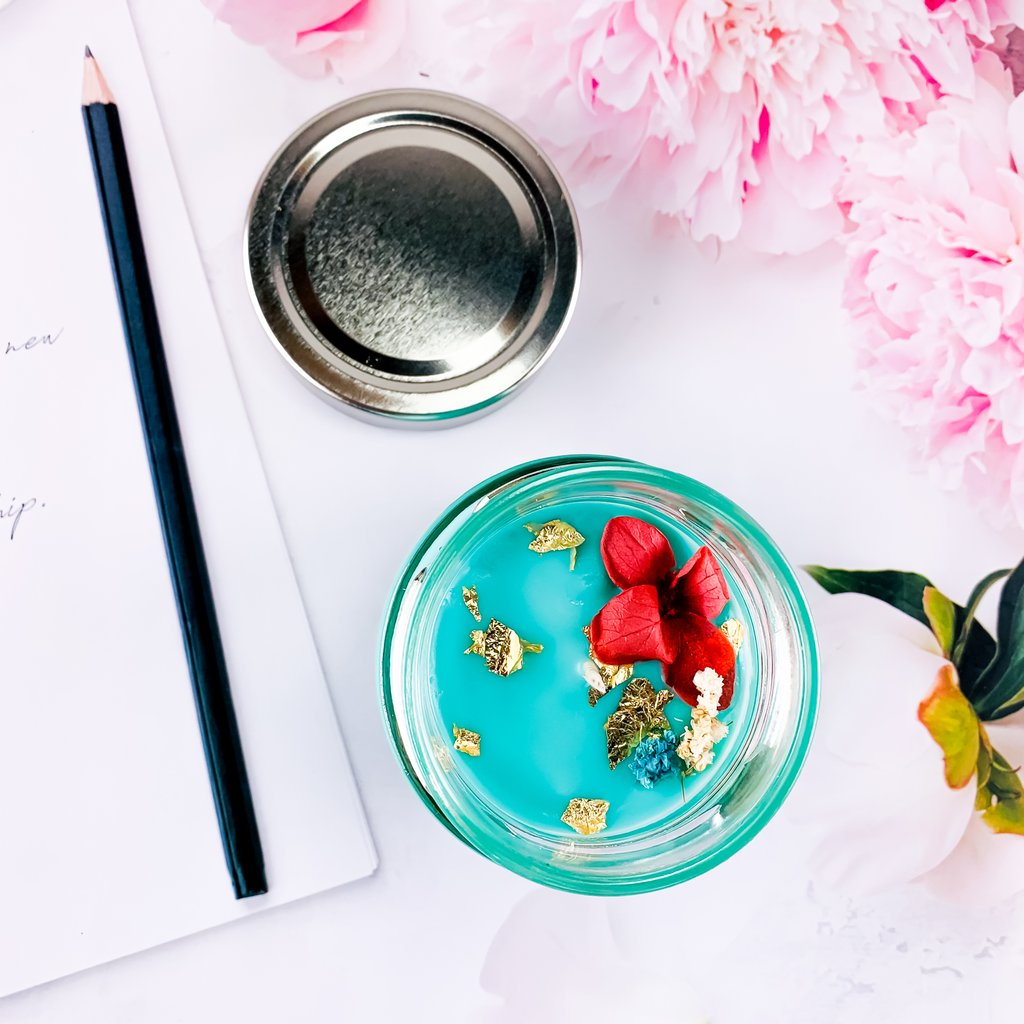 Cliquez ici pour acheter Botanica soy wax scented candle